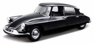 1/32 1961 Citroen DS19 Series 1 (Black)