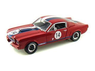 1/18 1966 Shelby GT350R Fastback #14