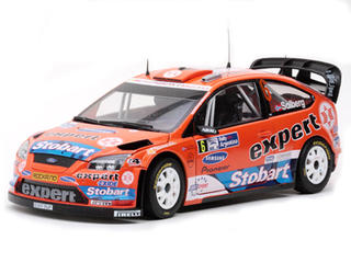 1/18 Ford Focus RS WRC08 - H Solberg