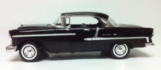 1/18 1955 Chevrolet Bel Air Hard Top