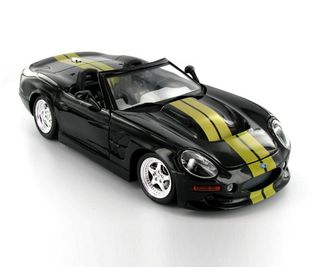 1/18 1999 Shelby Series 1 Convertible
