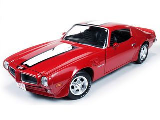 1/18 1972 Trans Am Firebird