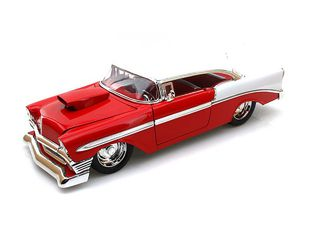 1/18 1956 Chev Bel Air Hard Top Custom