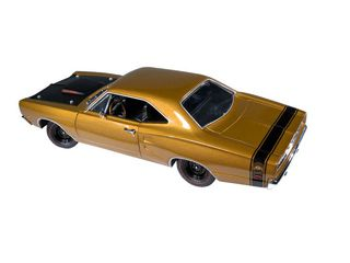 1/18 1969 Dodge Super Bee Hard Top