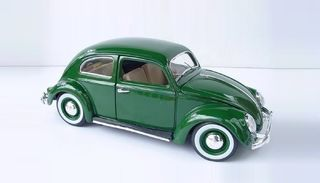 1/18 1955 VW Kafer-Beetle (Green)