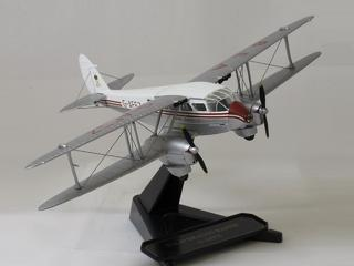 1/72 1930s de Havilland Dragon Rapide BEA