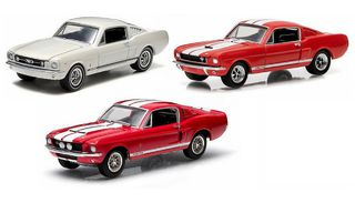 1/64 1965, 1966, 1967 Ford Muscle
