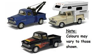 1/32 1955 Chev Stepside Set