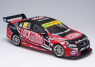 1/18 2014 Holden VF Commodore
