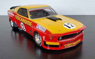 1/18 Sidchrome Mustang #12