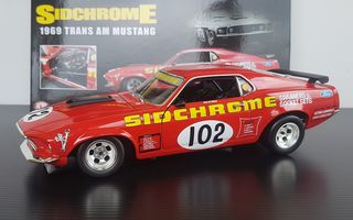 1/18 Sidchrome Mustang #102