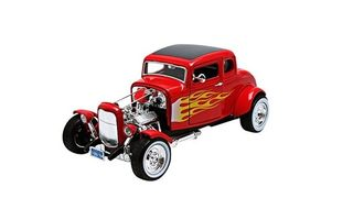 1/18 1932 Ford Red Hot Rod