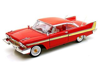 1/18 1958 Plymouth Fury