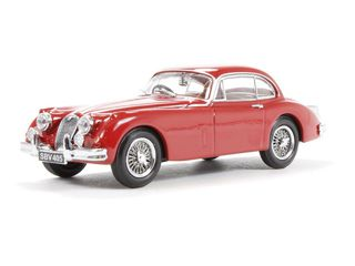 1/43 1957-1961 Jaguar XK150 FHC (Red)