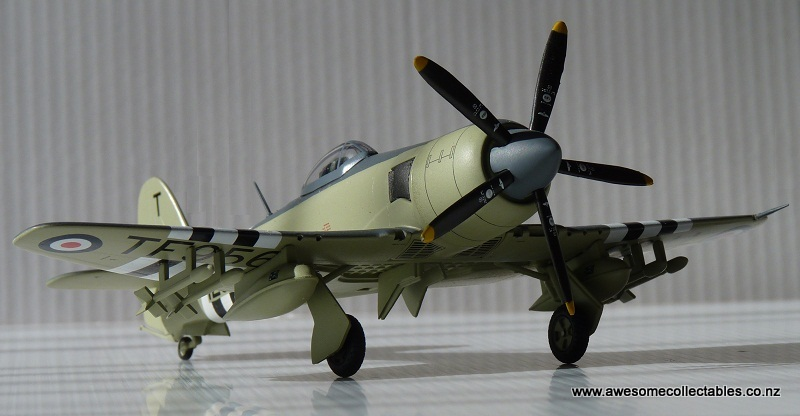 1/72 Hawker Sea Fury FB Mk. II Royal Navy