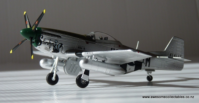 1/72 P-51D Mustang Stinky