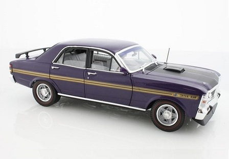1/24 1971 Ford Falcon XY GTHO (Wild Violet)