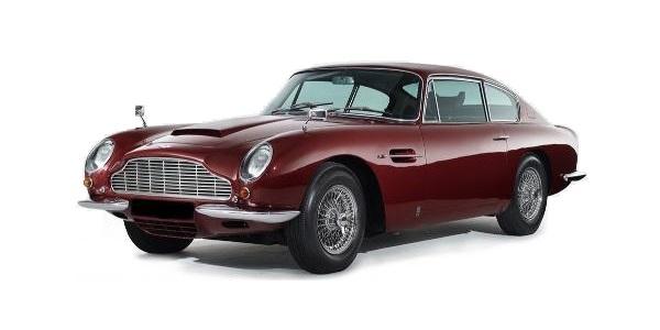 Classic Car Diecast Models