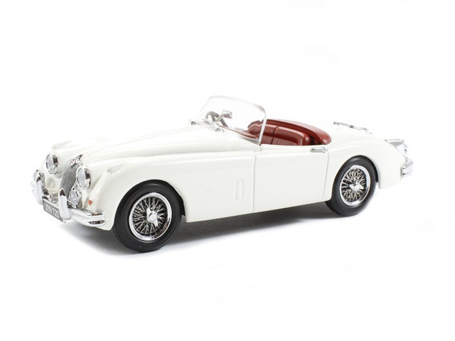 1/43 1958-1960 Jaguar XK150 OTS Roadster