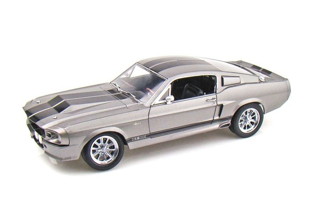 1/18 1967 Shelby Mustang GT500E Eleanor