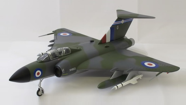 1/72 1960 Gloster Javelin FAW9