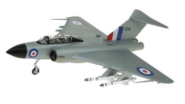 1/72 1966 Gloster Javelin FAW9 Serial XH898