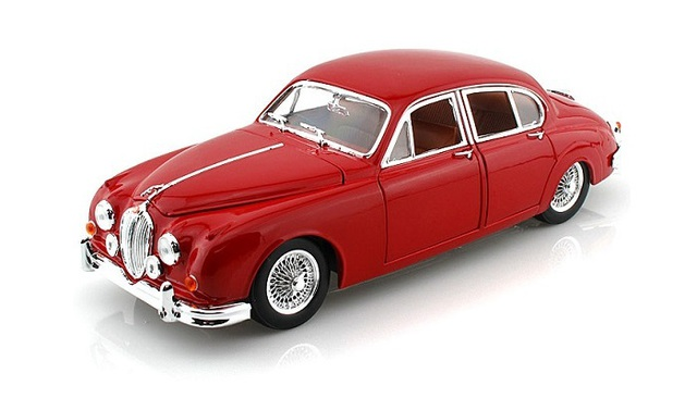 1/18 1959 Jaguar Mark II