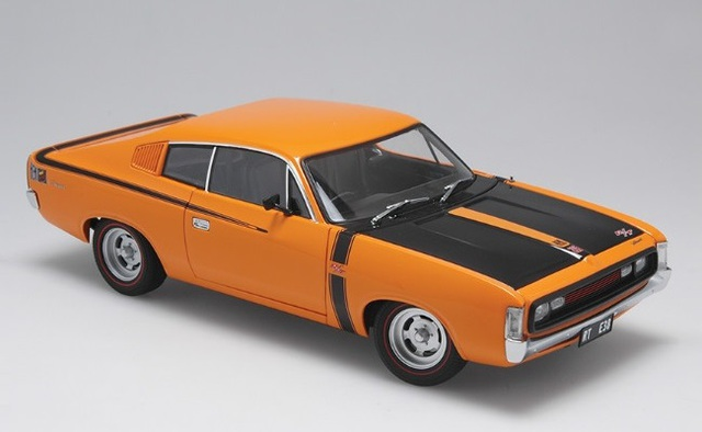 1/18 1971 Valiant Charger E38