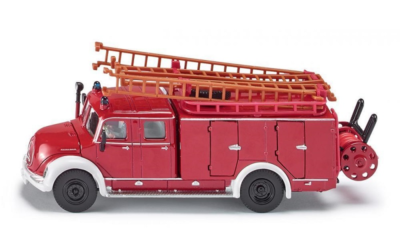 1/50 Magirus Fire Tender