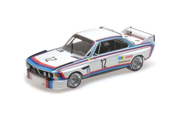 1/18 1973 BMW 3.0 CSL Amon/Stuck