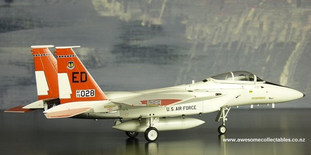 1/72 F-15 USAF Edwards Test Center