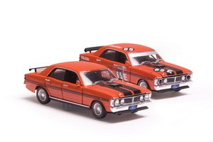 1/43 1971 Ford XY GTHO Phase III Twin Set