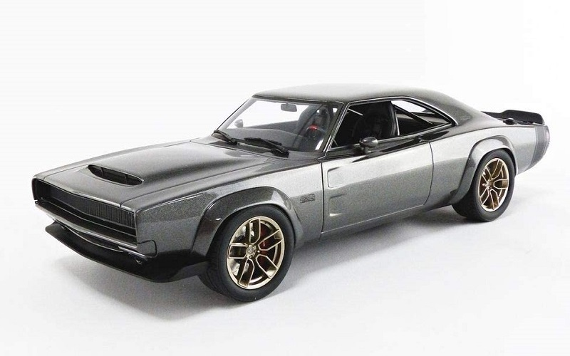 1/18 1968 Dodge Charger Concept Car
