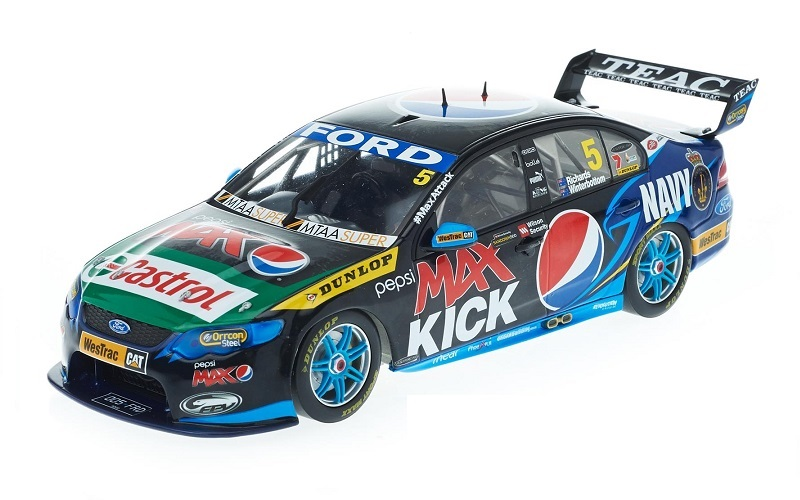 1/18 2013 FG Falcon Sandown 500 Winner
