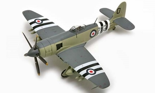 1/72 Diecast Model Hawker Sea Fury